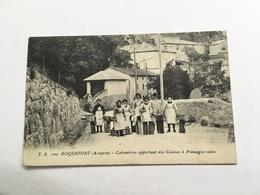Roquefort (Aveyron) - Cabanières Apportant Des Caisses à Fromages Vides - Roquefort
