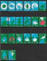 NVPH 1788-1807 - 1998 - Decemberzegels - 1980-... (Beatrix)