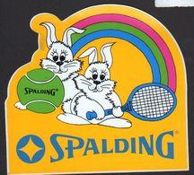 Stikers Spalding Tennis Rabbits Adesivo Conigli Autocollant Lapins FAS00003 - Stickers
