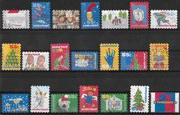 NVPH 1856-1875 - 1999 - Decemberzegels Met Aanvullende Frankeerwaarde - 1980-... (Beatrix)