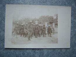 CARTE PHOTO - VIETNAM - TONKIN - COLONIALE - HANOI - ARRIVEE DU GENERAL MERLIN - Viêt-Nam