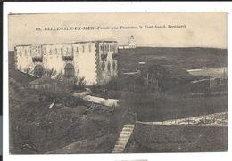 Pointe Des Poulains - Fort De Sarah Bernhardt - VENTE DIRECTE X - Belle Ile En Mer
