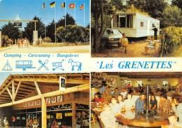 """Île De Ré - Sainte-Marie - Camping """"Les Grenettes"""" - Ile De Ré"""