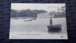 LOCQUENOLE, Environs De Morlaix, Bas De La Rivière - Autres Communes