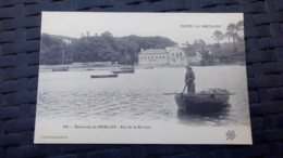 LOCQUENOLE, Environs De Morlaix, Bas De La Rivière - Frankreich