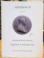 MÜNZEN & MEDAILLEN GMBH * Auktions Katalog * Auktion 24 * Oktober 2007 - Livres & Logiciels