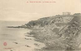 ROUTE DE SAINT PAIR - Le Château De La Crête - 59 - Saint Pair Sur Mer