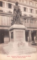 75-PARIS INSTITUTION NATIONALE DES SOURDS MUETS -N°4481-E/0185 - Francia