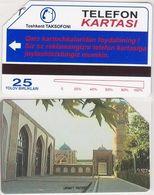 355/ Thailand; P1. Mosque - Tadzjikistan