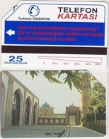 355/ Thailand; P1. Mosque - Tajikistan