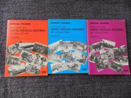 LOT ARGUS FILDIER 1976 / 77 / 78 BON ÉTAT - Livres
