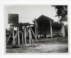 "HAITI   -     PAROISSE  ""Croix Des Missions""  Pater Alfons Moonen  1969  (original Photo 12 X 9,5 Cm) - Ansichtskarten"