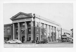 Mishawaka  FIRST NATIONAL BANK    Photo Card - Etats-Unis