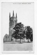 Mishawaka , Indiana  First M. E. Church - Etats-Unis