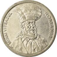 Monnaie, Roumanie, 100 Lei, 1993, TB+, Nickel Plated Steel, KM:111 - Roumanie