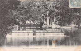 91-PARC DE BONNEVAUX BARRAGE SUR L ESSONNE-N°4485-A/0085 - Other Municipalities