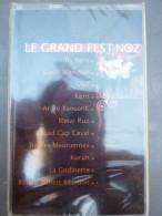 Le Grand Fest-Noz: Tri Yann-Carré Manchot-Glaz.../ Cassette Déclic 810 704 - Casetes
