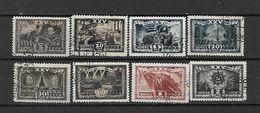URSS - 1943 - N. 871/78 USATI (CATALOGO UNIFICATO) - 1923-1991 USSR