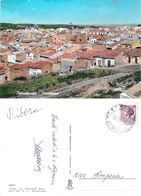 Barrafranca (EN). Panorama. Viaggiata 1968 - Altre Città