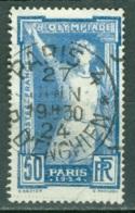 France  186  Ob TB  Belle Obli De Paris - Oblitérés