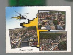 CP (57) Moyeuvre-Grande - Multi-vues Aériennes - Editions Lapie - Other Municipalities