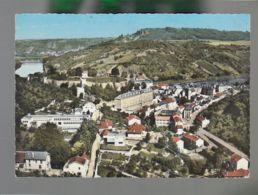 CP (57) En Avion Au Dessus De ...  Sierck-les-Bains - Vue Générale - Other Municipalities