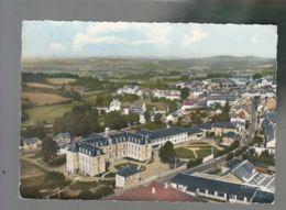 CP (58) En Avion Au Dessus De ...  Château-Chinon  -  Hôpital Et Vue Générale - Chateau Chinon