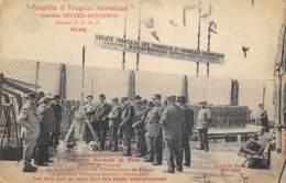 Reims - Animée, Paragrêles Et Paragelées Automatiques - Systèmes Becker-Bertrand - 1907 - Reims