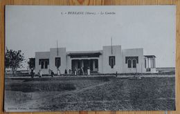 Berkane - Le Contrôle - Animée : Petite Animation - Militaria - Camp Militaire ??? - Maroc - (n°17919) - Marokko