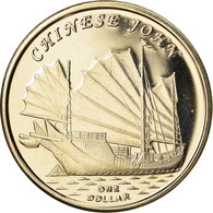 Monnaie, Grande-Bretagne, Dollar, 2019, Gilbert Islands - Jonque Chinoise, SPL - Colonias