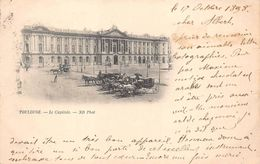 Toulouse Oblitération 1898 ND - Toulouse