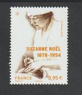 TIMBRE - 2018 - N° 5203 - Personnalité , Suzanne Noël-  Neuf Sans Charnière - Unused Stamps