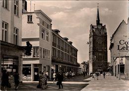 ! DDR Ansichtskarte Rostock Kröpeliner Straße - Rostock