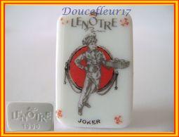 Clamecy ...Le Nôtre : Carte Joker .. Ref : 1990 ( Tiroir 1994) - Oude