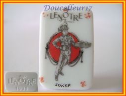 Clamecy ...Le Nôtre : Carte Joker .. Ref : 1990 ( Tiroir 1994) - Antiguos