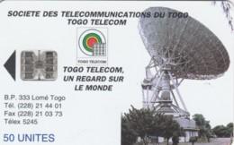 PHONE CARD TOGO (E61.17.5 - Togo