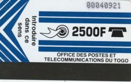 PHONE CARD TOGO (E61.4.6 - Togo