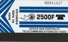 PHONE CARD TOGO (E61.4.5 - Togo