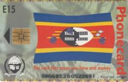 PHONE CARD SWAZILAND (E61.14.5 - Swaziland