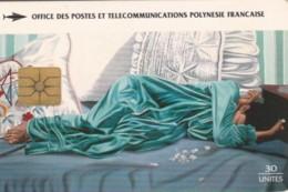 PHONE CARD POLINESIA FRANCESE (E61.18.5 - Polynésie Française