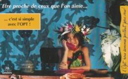PHONE CARD POLINESIA FRANCESE (E61.7.2 - Polynésie Française