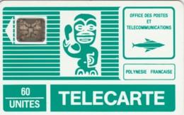 PHONE CARD POLINESIA FRANCESE (E61.4.3 - Polynésie Française