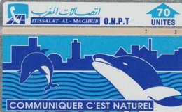 PHONE CARD MAROCCO (E61.25.6 - Marokko