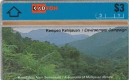 PHONE CARD MALESIA LANDYS (E61.7.8 - Malaysia