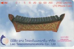PHONE CARD LAOS (E61.12.1 - Laos