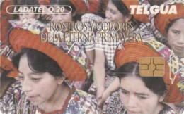 PHONE CARD GUATEMALA (E61.7.4 - Guatemala