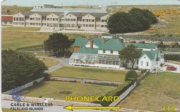 PHONE CARD FALKLAND (E61.16.8 - Falkland