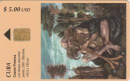 PHONE CARD CUBA (E61.23.5 - Cuba