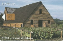 PHONE CARD CUBA (E61.22.8 - Cuba