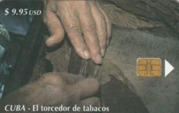 PHONE CARD CUBA (E61.22.5 - Cuba